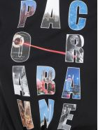 Paco Rabanne T-shirt - BLACK