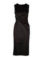 Parosh Dress - Black