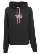 Burberry Poulter Hoodie - Black