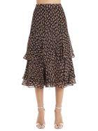 Diane Von Furstenberg 'meg' Skirt - Multicolor