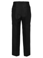 Givenchy Cropped Tailored Trousers - BLACK