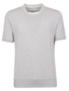 Eleventy Fitted T-shirt - Basic