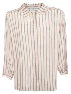 Forte_Forte Forte Forte Striped Shirt - Pompelmo