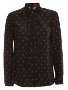 RED Valentino Heart Print Blouse - No