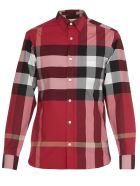 Burberry Cotton Shirt - Basic