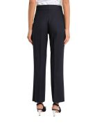 Cedric Charlier Trousers With Pleats - Blu