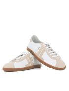 "Lanvin Sneakers ""nasu"" - Cream"