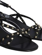 Ash Kitty Sandals - NERO