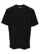 MSGM Quote T-shirt - BLACK