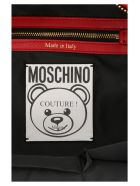 Moschino 'teddy' Bag - Burgundy
