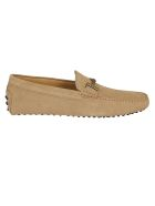 Tod's Double T Loafers - Beige