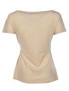 Weekend Max Mara Weekend Tie Detail T-shirt - Sabbia
