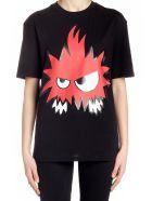 McQ Alexander McQueen 'monster' T-shirt - Black