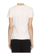 Tory Burch Embroidered Heart T-shirt - White