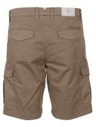 Eleventy Slim-fit Shorts - Brown