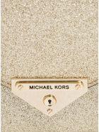 MICHAEL Michael Kors Gold-colored Glittered Soho Crossbody Bag - Metallic