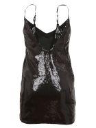 RTA Bijoux Mini Dress - Basic