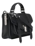 Proenza Schouler Tiny Lux Handbag - Black