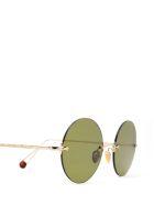 AHLEM Ahlem Place De La Rotonde Champagne Sunglasses - CHAMPAGNE