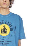 Lanvin Short Sleeve T-Shirt - Blue