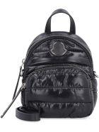 Moncler Kilia Quilted Nylon Crossbody Bag - black