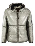 C.P. Company Outline Medium Jacket - White