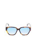 Christian Dior DIORID1 Sunglasses - Dark Havana
