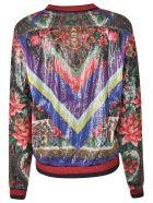 Pierre-Louis Mascia Pierre Louis Mascia Floral Print Jacket - Basic