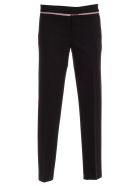 PS by Paul Smith Cigarette Cropped Trousers - Black