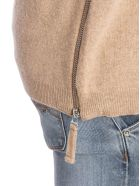 Laneus Virgin Wool Sweater - CAMEL