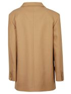 Alberta Ferretti Single Breasted Jacket - Brown