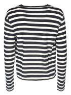 Max Mara The Cube Striped Sweater - Black/Cream