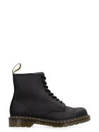 Dr. Martens 1460 Leather Combat-boots - black