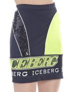 Iceberg Skirt - Black