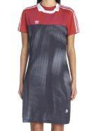 Adidas Originals by Alexander Wang 'photocopy' Dress - Multicolor