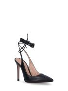 Gianvito Rossi Ankle Fastening Pumps - Black