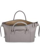 Givenchy Antigona Soft Leather Bag - grey