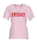 Alberta Ferretti Friday T-shirt - Pink