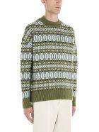 Ami Alexandre Mattiussi Sweater - Multicolor