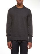 Officine Générale Sweater - Grigio medio