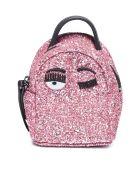 Chiara Ferragni Backpack - Rosa fluo