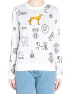 Loewe Sweater - White