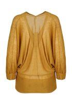 PierAntonioGaspari Soft Linen Sweater - Brown