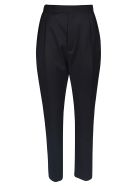Celine Cropped Trousers - Black