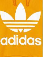 Adidas Oversized Logo Hoodie - Arancio