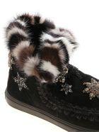 Mou Eskimo Sneakers - Nero