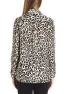 Theory 'leopard' Shirt - Multicolor