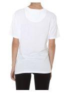 Versace Blonde Motif T-shirt - White