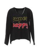 Zadig & Voltaire Super Happy Sweater - Dark grey