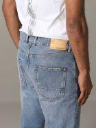 Golden Goose Jeans Golden Goose Regular Fit Jeans - denim